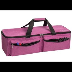 Cricut Carrying Travel Case Pink Brand New